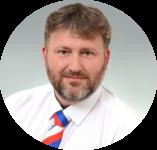 Mgr. Miroslav Chlubna – starosta Města Orlová